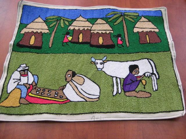 Ethiopian crafts 3 009