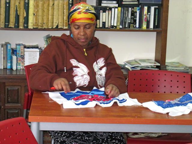 Ethiopian handcrafting 005