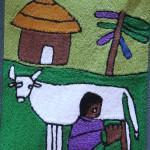 Ethiopian village 2