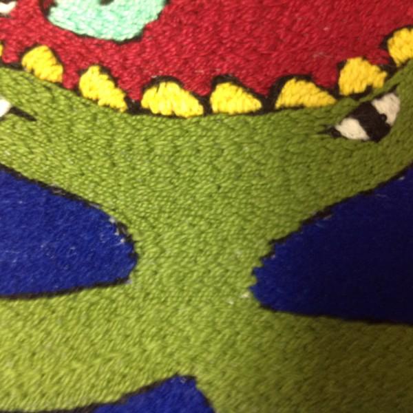 Ethiopian Stitching