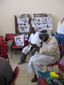 Ethiopians handcrafting 002